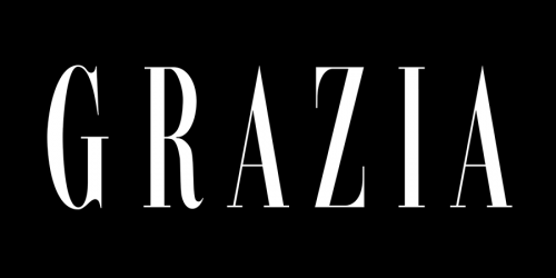 Grazia press white