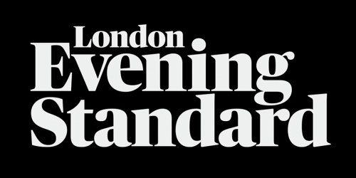 The Evening Standard white