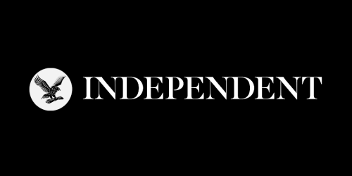 The Independent white